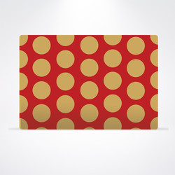 Paper Placemat - Polka Dots