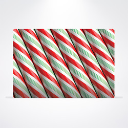 Paper Placemat - Holiday Treats