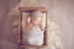 Newborn Studio Portraiture