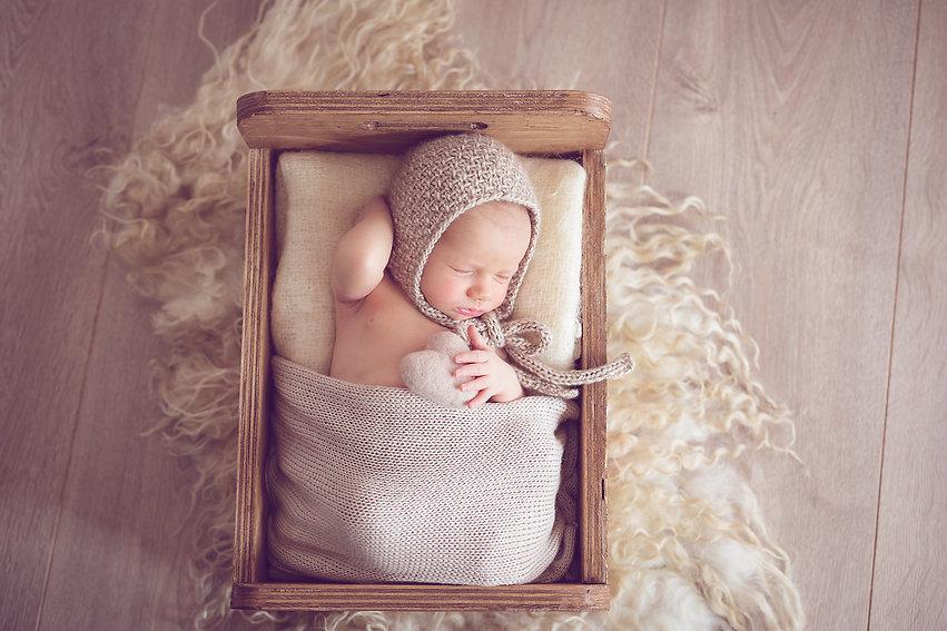 Newborn Studio Portraiture