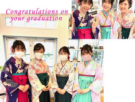 ❁ご卒業おめでとうございます❁