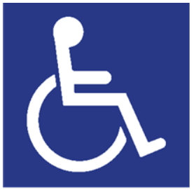 International Symbol of Accessibility (ISA)