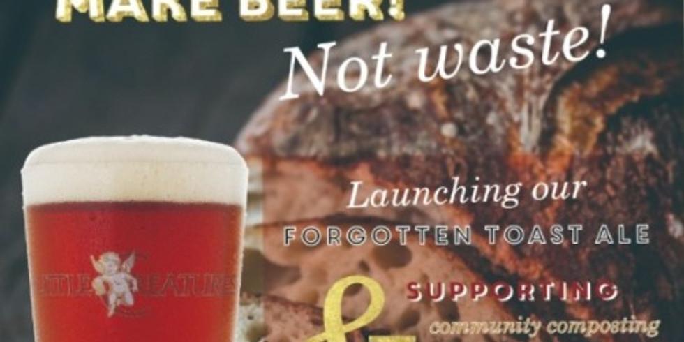 Make beer, not Waste!
