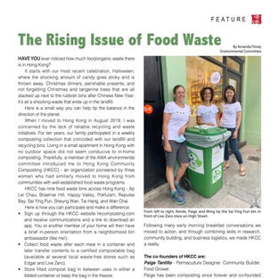 """""""The Rising Issue of Food Waste"""""""
