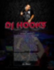 DJ Hooks Digital Presskit