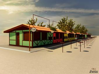 Killing firma parceria para revitalizar os pavilhões da Oktoberfest de Igrejinha