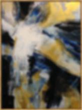 Cataclysm, 48_x60_, acrylic on canvas, $