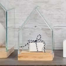 Maison en verre - Petit modèle
