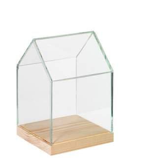Maison en verre - Modèle moyen