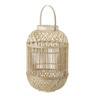 Lanterne en bamboo