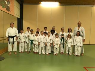 Training JKA Ieper