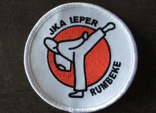 EERSTE TRAINING JKA IEPER - RUMBEKE