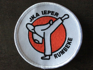 EERSTE TRAINING JKA IEPER - RUMBEKE