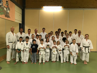 Training JKA Ieper