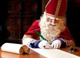 Sinterklaas komt