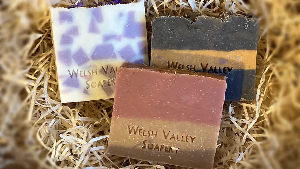 3 Sweetshop soaps Hey there Sweetie!