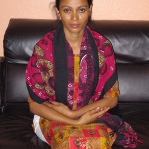 Pray for Aruna