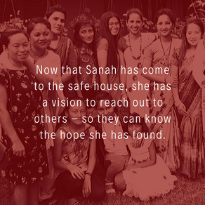 Pray for Sanah & Her Sisters