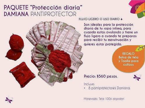 PAQUETE PROTECCION DIARIA DAMIANA