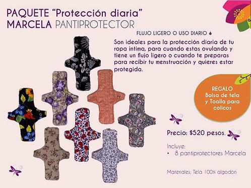PAQUETE PROTECCION DIARIA MARCELA