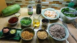 Papaya Salad w/Armin