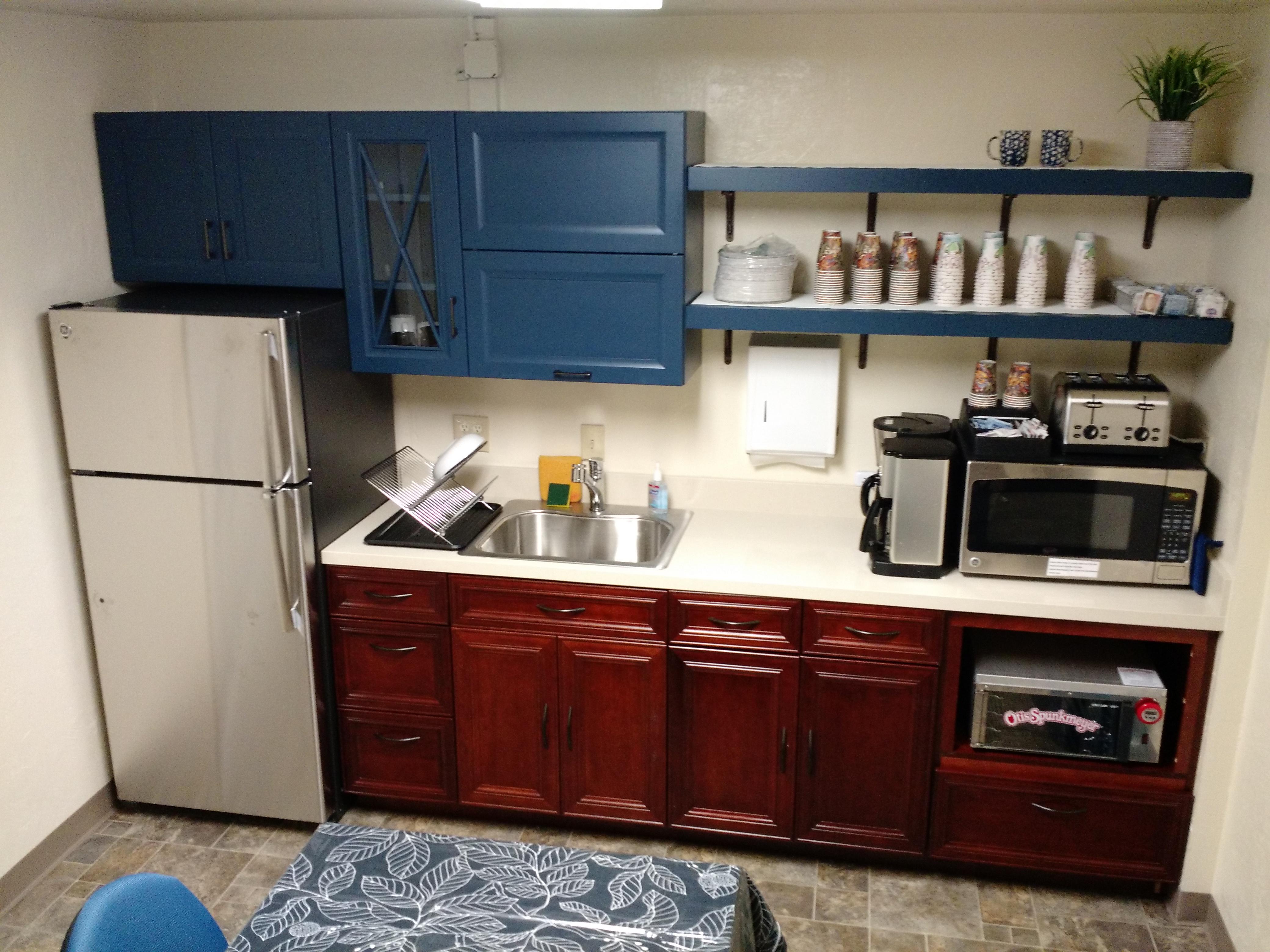 Breakroom Upgrade