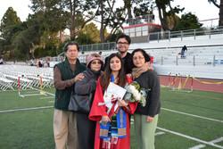 Mariella's 15' Graduation