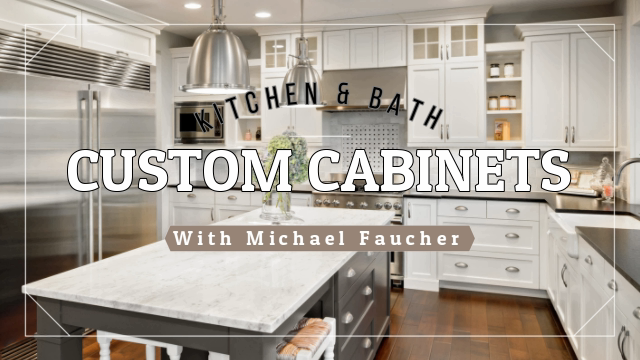 Custom Cabinets with Michael