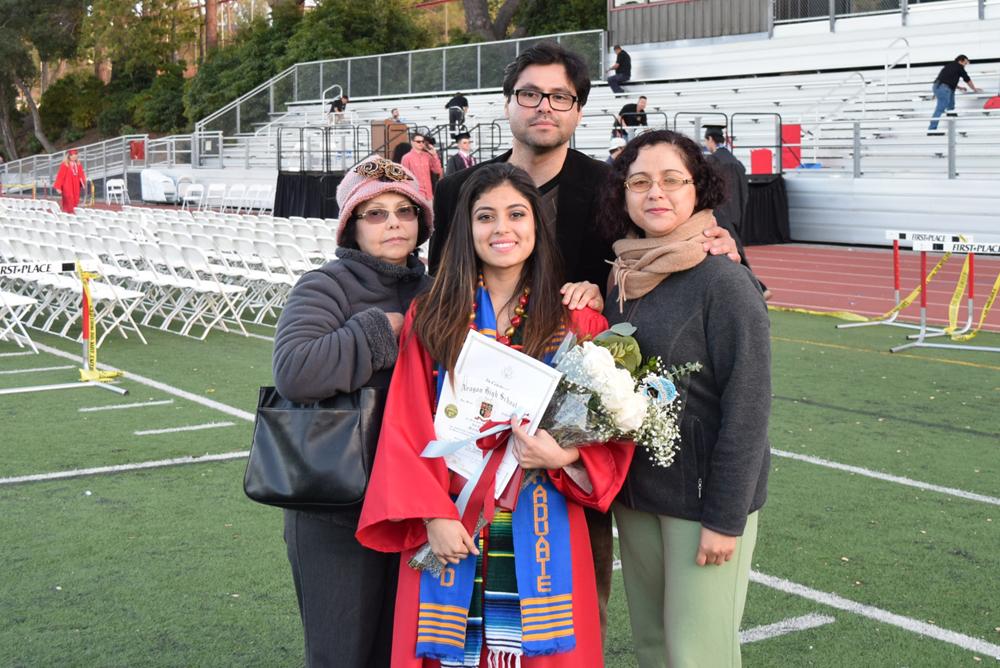 Mariella's Graduation