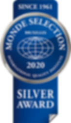 Monde Selection - Silver Quality Award 2