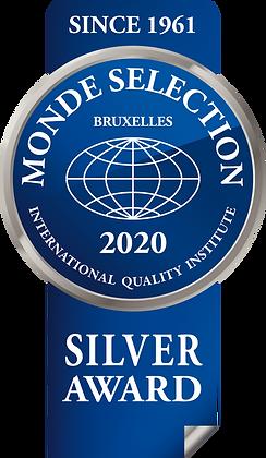 Monde Selection - Silver Quality Award 2