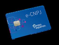 Cartão e-CNPJ A3