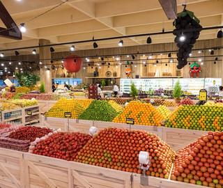 Frutas com 15% de desconto