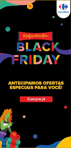 Ofertas  Black Friday Carrefour