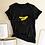 Thumbnail: Camiseta de Algodão e Estampa Banana