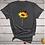 Thumbnail: Camiseta de Algodão e Estampa Girassol