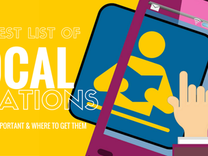 Local Citations: Why They're Important & Where to Get Them