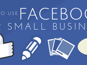 How to Use Facebook for Small Business