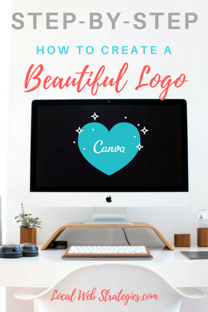 how to make a logo with canva pin2
