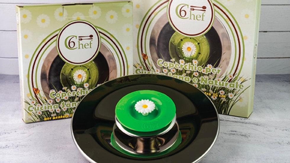 Coperchio 6 Chef Multicotture