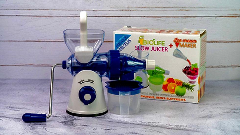 Slow Juicer Estrattore Succhi