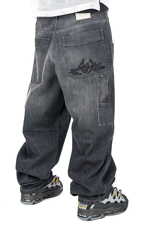 jeans blueskin nero