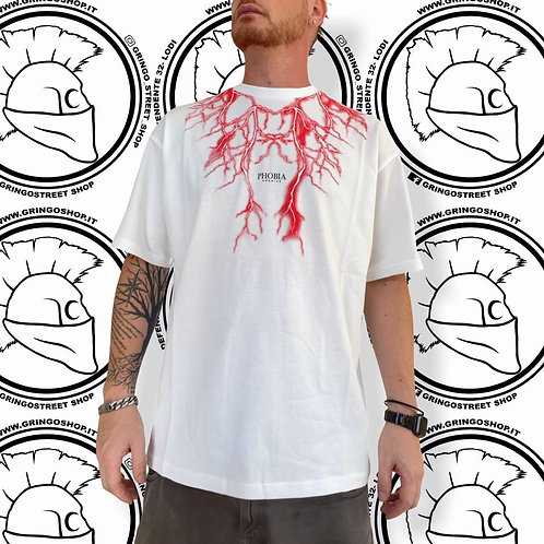 PHOBIA WHT-RED