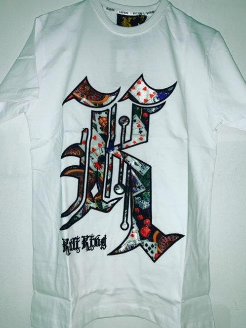t-shirt kali king poker
