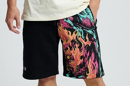 Sweat Shorts Akuma        DOLLY NOIRE