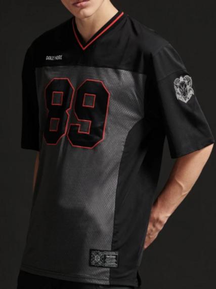 Football Fury - Black & Red