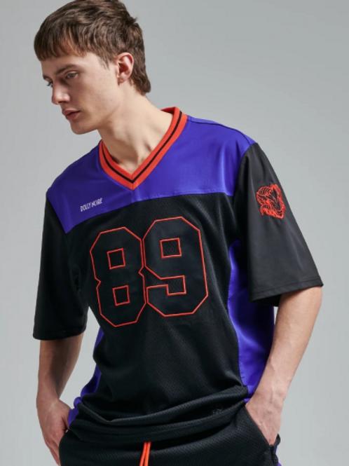 Football Fury Black & Purple