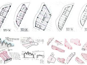 Structural design sketches
