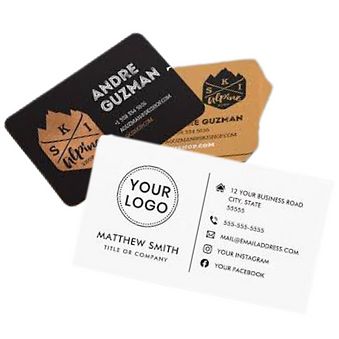 Copy of March Special - Business Cards (
