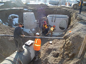 Amherstburg Sewer Separation